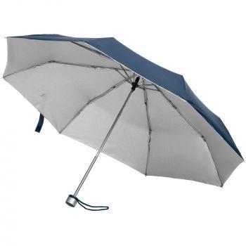 Зонт складной «Silverlake», синий