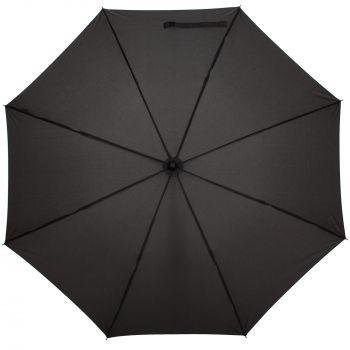 Зонт-трость с цветными спицами «Color Power», зеленый, купол