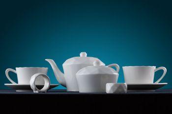 Чайник «Diamante Bianco», все серия вместе