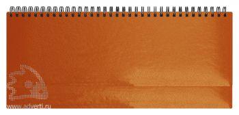 Планинг «Manchester», Avanzo Daziaro, оранжевые