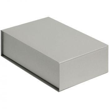 Коробка «ClapTone», серебристая