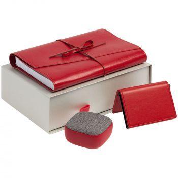 Коробка «ClapTone», серебристая, пример использования