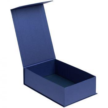 Коробка «ClapTone», синяя, в открытом виде