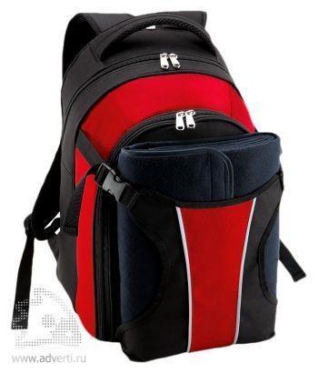 Рюкзак «Пикник», красный