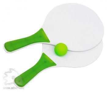 Набор для игры в теннис «Пинг-понг», зеленый