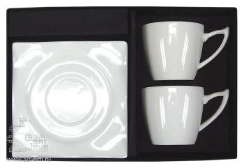 Чайный набор «Чаепитие на двоих» в коробке