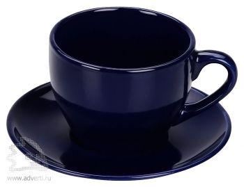 Чайная пара «Гленрок», синяя