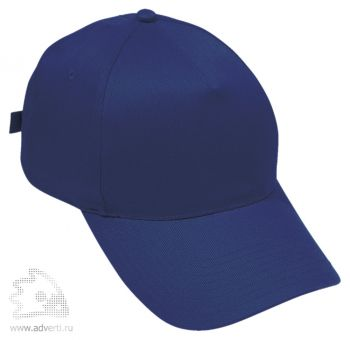 Бейсболка «Standard», синяя