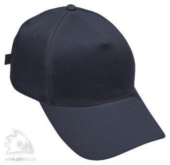 Бейсболка «Standard», темно-синяя