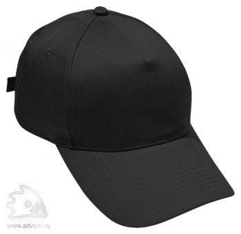 Бейсболка «Standard», черная