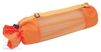 Циновка пляжная «Атолл», оранжевая