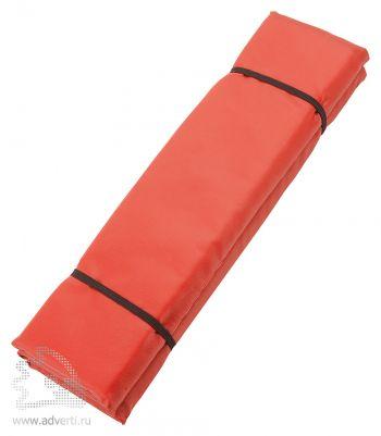 Коврик складной «Турпоход», красный