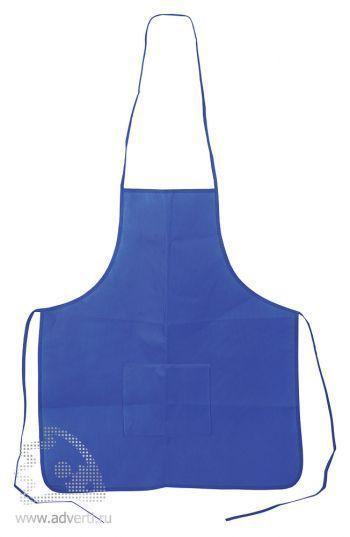 Фартук «Повар», синий