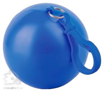 Дождевик «Универсал» в футляре с карабином, синий