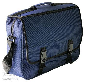 Конференц-сумка «London», синяя