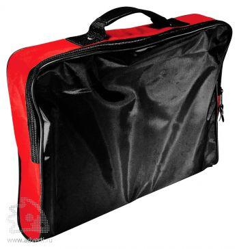 Конгресс-сумка «Folder», красная