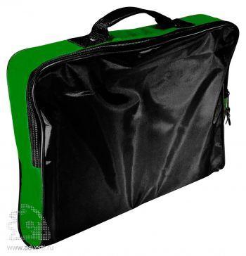 Конгресс-сумка «Folder», зеленая