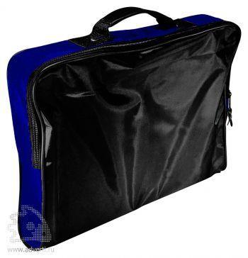 Конгресс-сумка «Folder», синяя