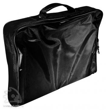 Конгресс-сумка «Folder», черная