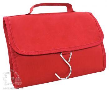 Несессер дорожный «Comfort», красный
