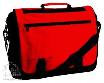 Конференц-сумка «Expo», красная