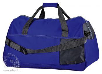 Сумка дорожная «Traveller», синяя