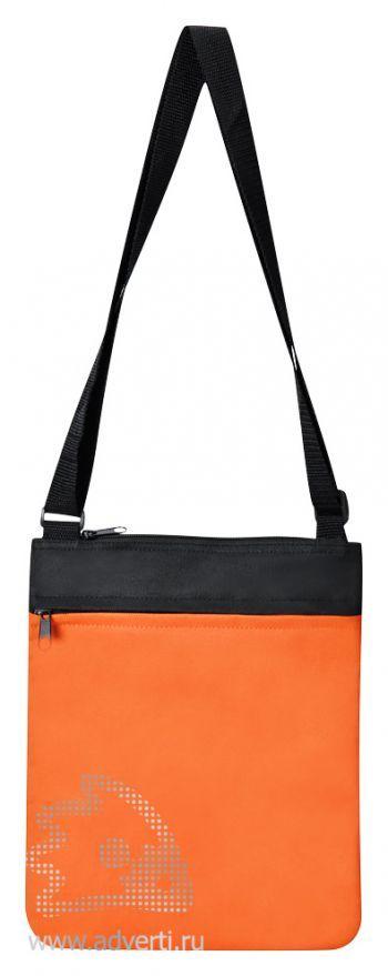 Промо сумка на плечо «Simple», общий вид