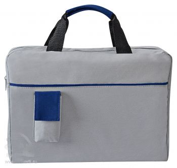 Конференц-сумка «Sense», синяя