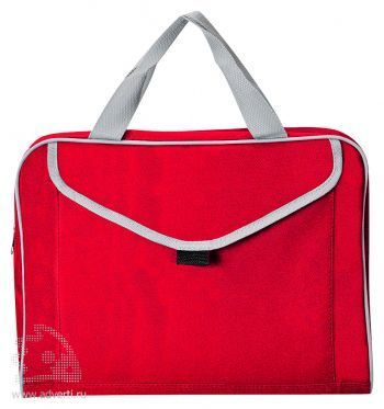 Конференц-сумка «Mail», красная