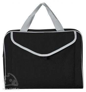Конференц-сумка «Mail», черная