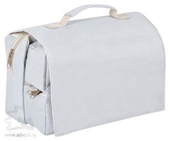 Несессер для путешествий «Handy», общий вид серый