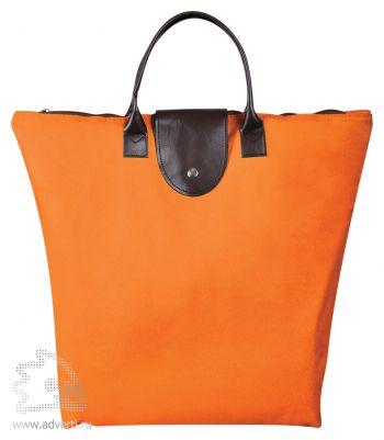 Сумка «Glam UP», оранжевая