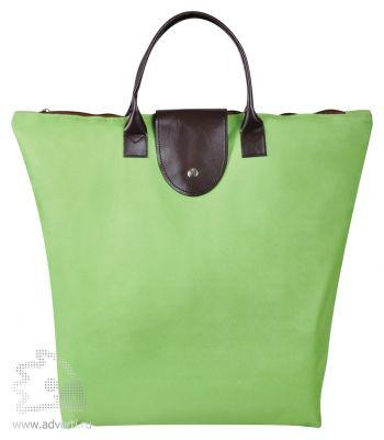 Сумка «Glam UP», зеленая