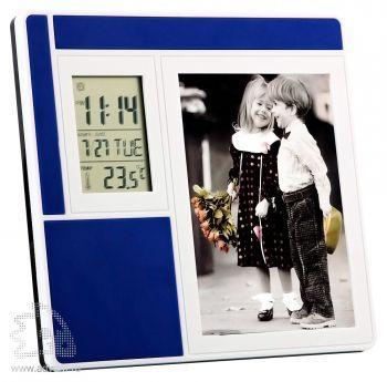 Рамка для фотографии 9х13 см, синяя