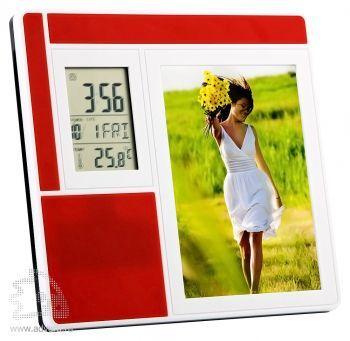 Рамка для фотографии 9х13 см, красная