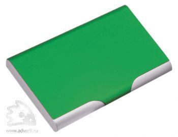 Визитница «Stone», зеленый