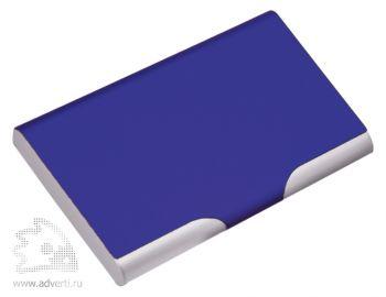 Визитница «Stone», синий