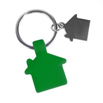 Брелок «Home», зелёный