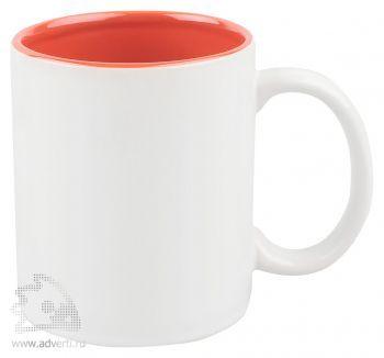Кружка «Gain», красная