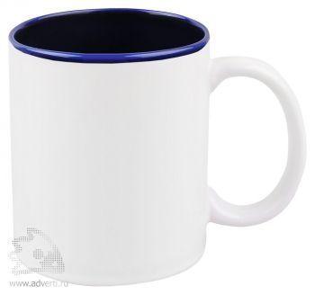 Кружка «Gain», синяя