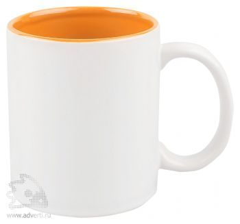 Кружка «Gain», оранжевая