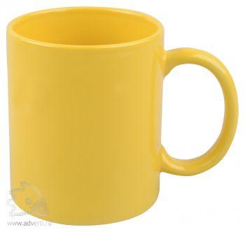 Кружка «Марго», желтая