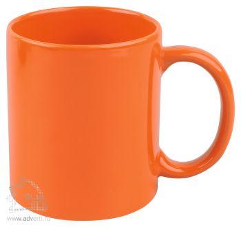 Кружка «Марго», оранжевая