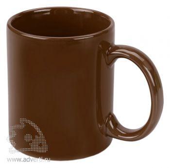 Кружка «Марго», коричневая
