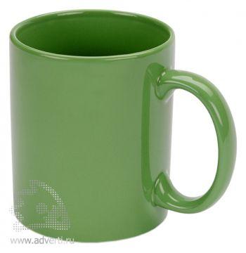 Кружка «Марго», зеленая