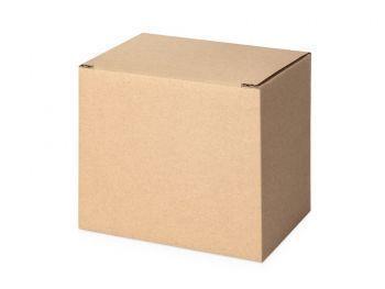 Коробка для кружки, коричневая