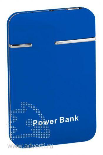 Источник энергии универсальный, емкость 5000 mAh, синий