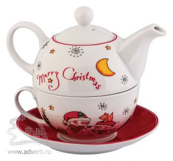 Набор чайный «Зимнее чудо»