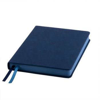 Ежедневник «Softie», темно-синий