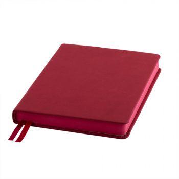 Ежедневник «Softie», бордовый
